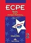 Tests for the Michigan ECPE 2: Class Audio CDs