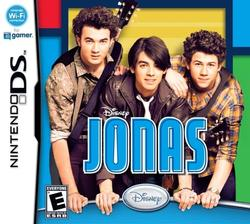 Jonas Brothers DS