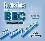 Practice Tests for the BEC Vantage: Class Audio CDs