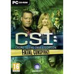 CSI: Crime Scene Investigation: Fatal Conspiracy PC