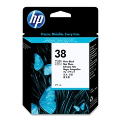 HP 38 Photo Black (C9413A)