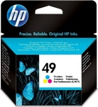 HP 49 Large Tri-color (51649AE)