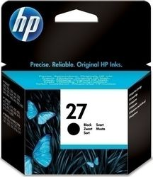 HP 27 Black (C8727AE)