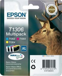 Epson T1306 Color Multipack (C13T130640)