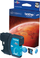 Brother LC1100 Cyan High Yield (LC1100HYC)
