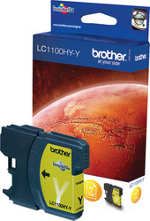 Brother LC1100 Yellow High Yield (LC1100HYY)