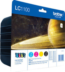 Brother LC1100 Multipack (LC1100VALBP)