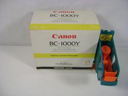 Canon BC-1000 Yellow (0933A001)
