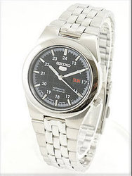 Seiko 5 Automatic Black Dial Watch SNKE33J1 (NEW)