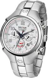 Sector Mens Watch URBAN 195 44 mm Chronograph R3273695045