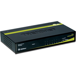 Trendnet 8-Port Gigabit GREENnet
