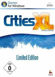 Cities XL Limited Edition PC