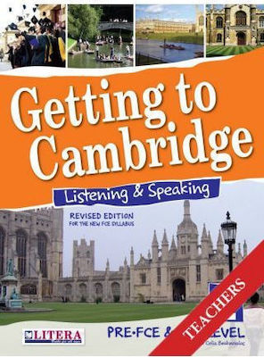 Getting to Cambridge: Listenign and Speaking 1: Teacher's Book
