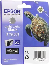 Epson T1579XL Light Light Black (C13T157940)