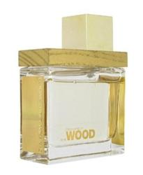 Dsquared2 She Wood Golden Light Eau de Parfum 30ml