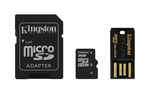 Kingston microSDHC 8GB Class 4 Mobility Kit