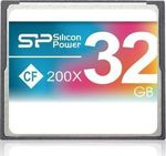 Silicon Power Compact Flash 32GB 200x