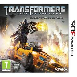 Transformers: Dark of the Moon (Stealth Force Edition) 3DS
