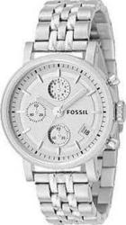 Fossil Chronograph Stainless Steel Ladies ES2198