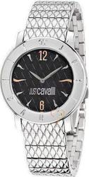 Just Cavalli Round Stainless Steel Bracelet Ladies R7253191515
