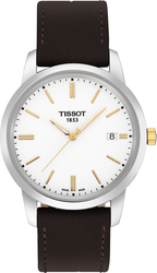Tissot Classic Dream Brown Leather Strap T0334102601101