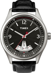 Timex Mens T Series Perpetual Watch T2N216