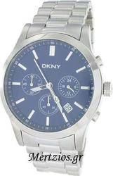 DKNY Chronograph Stainless Steel Bracelet NY1466