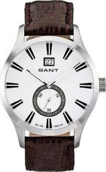 Gant Millers Park Brown Leather Strap - GW10571