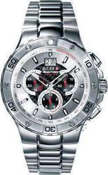 Buler Adventurer Chronograph Stainless Steel Bracelet 036121