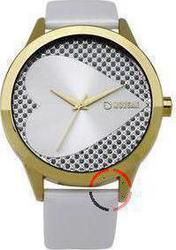 Morgan Ladies De Toi White Leather Strap M1043WG
