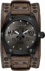 Marc Ecko The Rock Brown Leather Strap - E13514G1