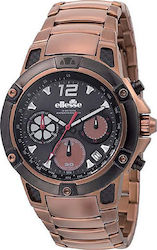 Ellesse SPORTIVO 552CH Chronograph Bronze Stainless Steel Bracel - 03-0433-504