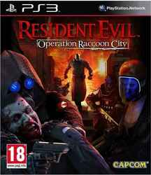 Resident Evil: Operation Raccoon City PS3