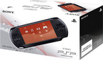 Sony PlayStation Portable (PSP) Charcoal Black