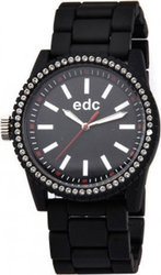 Esprit Edc by Ladies Watch Military Stone Starlet Midnight Black EE100752002