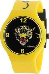 Ed Hardy Unisex Watch Spectrum Yellow SM-YW