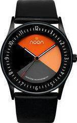 Noon Copenhagen Changer Black Leather 43-002L1