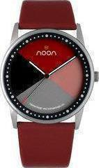 Noon Copenhagen Changer Red Leather 46-002L3