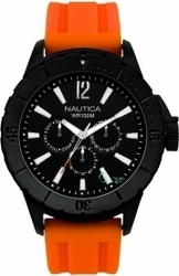 Nautica NSR-05 Multi Orange Rubber Strap A17595G