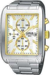 Lorus Chronograph Stainless Steel Bracelet RM329CX9