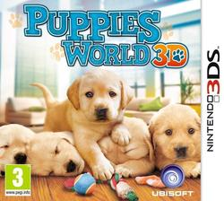 Puppies World 3D 3DS