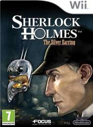 Sherlock Holmes: The Silver Earrings Wii