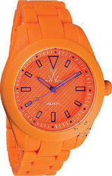 Toy Watch Velvety Orange Rubber Strap VV13OR