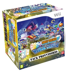 Family Trainer: Magical Carnival (Bundle) Wii