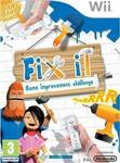 Fix It: Home Improvement Challenge Wii