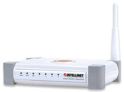 Intellinet Wireless 150N ADSL2+ Modem Router