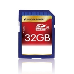 Silicon Power SDHC 32GB Class 10