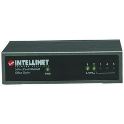 Intellinet 523301 5-Port Fast Ethernet Office Switch