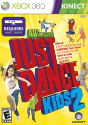 Just Dance Kids 2 XBOX 360