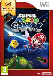 Super Mario Galaxy (Nintendo Selects) Wii